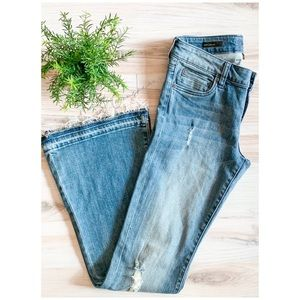Kut from the Kloth Elena Super Flare Jeans